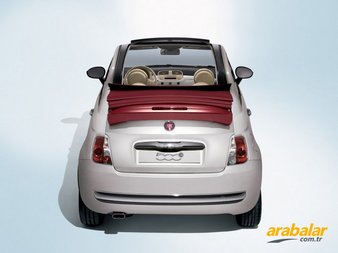2015 Fiat 500C 1.2 Lounge Dualogic