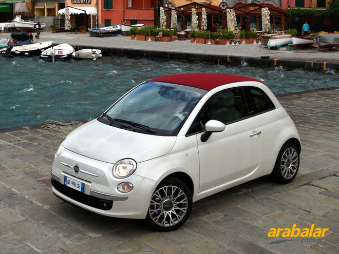 2013 Fiat 500C 1.2 Lounge Dualogic