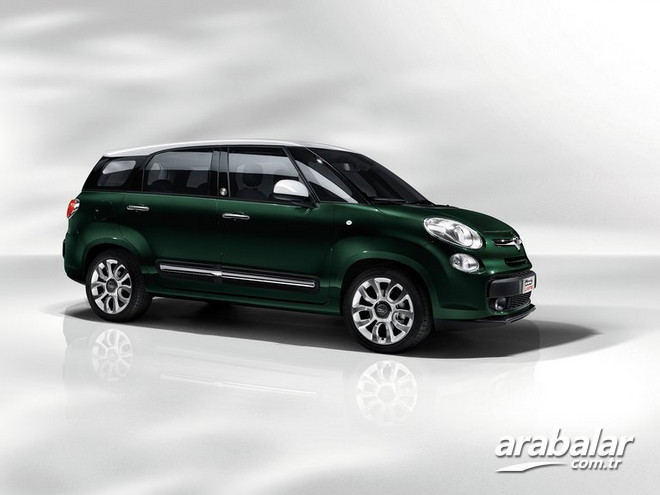 2015 Fiat 500L Living 1.3 Multijet Lounge Dualogic 7K