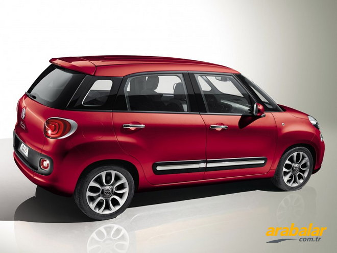 2014 Fiat 500L 1.6 Multijet Beats Edition Start-Stop 105 HP