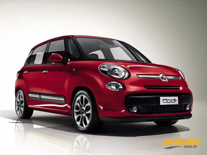 2014 Fiat 500L 1.6 Multijet Opening Edition Start-Stop