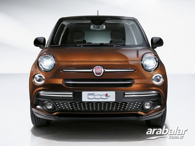 2017 Fiat 500L Yeni 1.3 Multijet Cross Plus