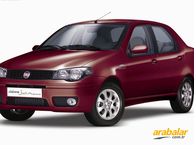 2007 Fiat Albea Sole 1.3 Multijet Active