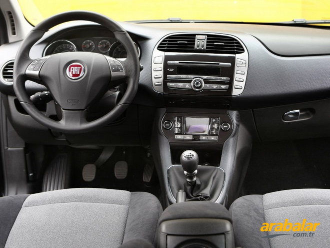 2010 Fiat Bravo 1.6 Multijet Dynamic Plus Dualogic