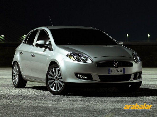 2008 Fiat Bravo 1.6 Multijet Emotion 120 HP