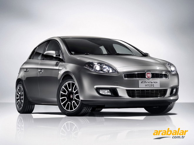 2013 Fiat Bravo S2 1.6 Multijet Easy Dualogic