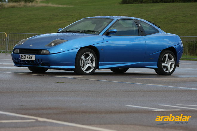1996 Fiat Coupe 2.0 Plus