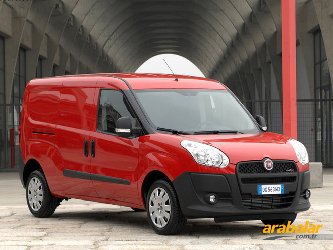 2011 Fiat Doblo Cargo 1.3 Multijet Plus Pack