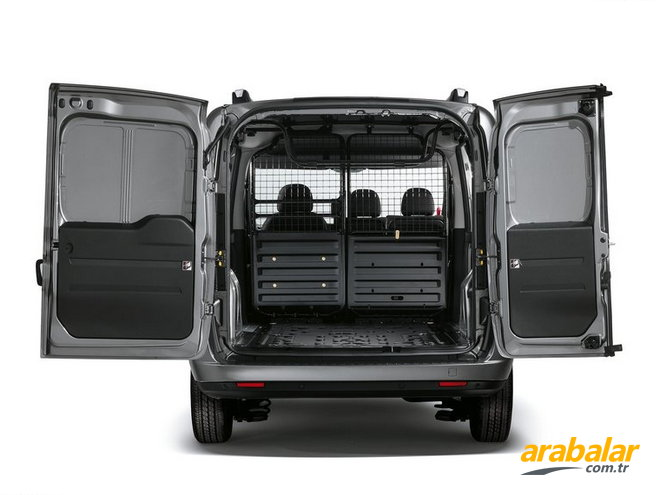 2014 Fiat Doblo Cargo 1.3 Multijet Plus Pack