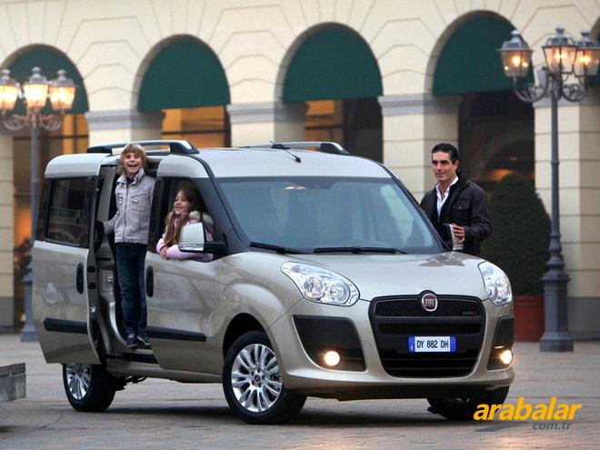 2011 fiat doblo combi 1.3 multijet dynamic - arabalar.tr