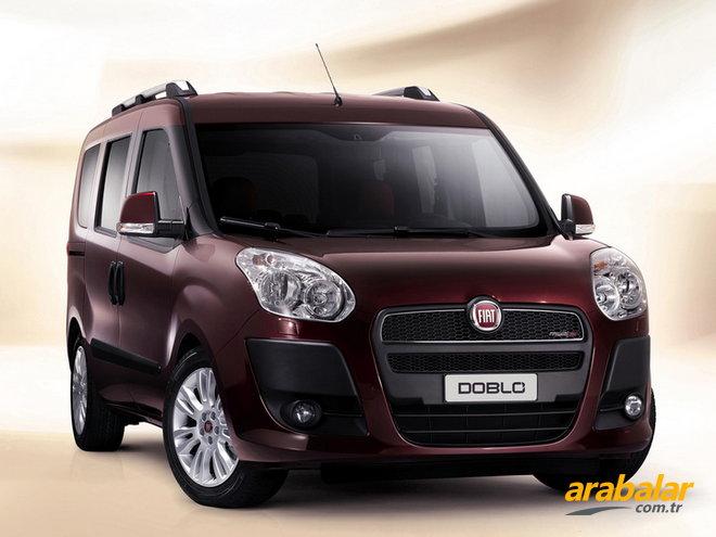 2014 fiat doblo combi 1.6 multijet premio black - arabalar.tr