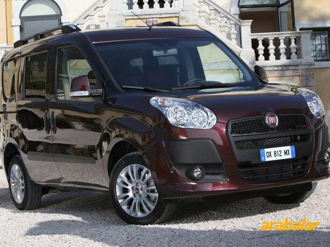 2011 fiat doblo combi maxi 1.6 multijet safeline - arabalar.tr