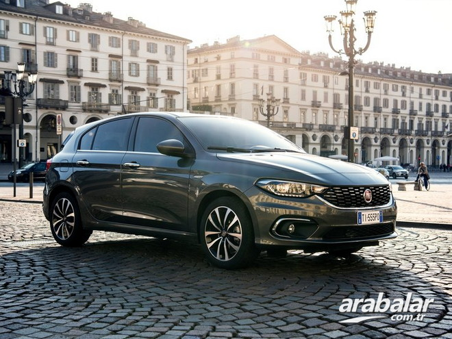 2018 Fiat Egea HB 1.3 Multijet Urban Plus
