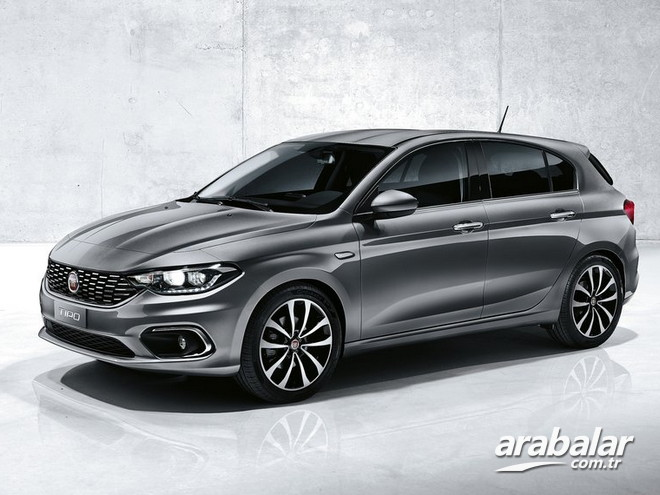 2018 Fiat Egea HB 1.4 Easy Plus