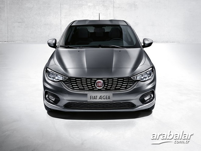 2016 Fiat Egea 1.6 Urban AT