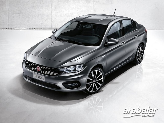 2016 Fiat Egea 1.4 Fire Easy