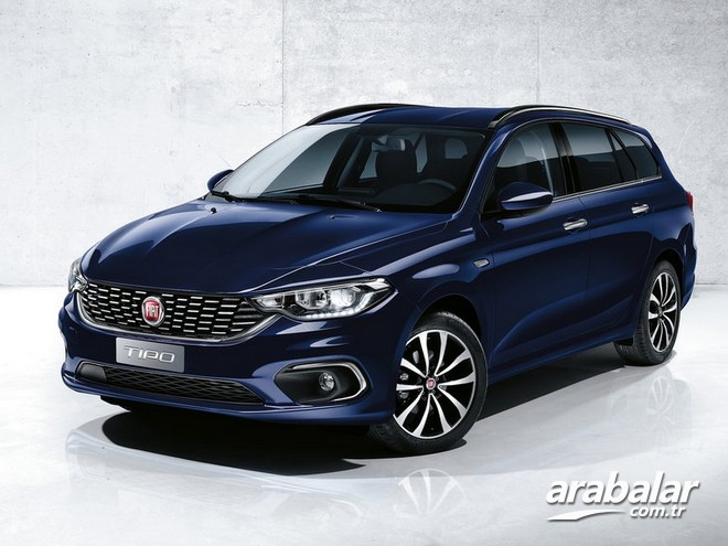 2016 Fiat Egea SW 1.6 Multijet Lounge Plus