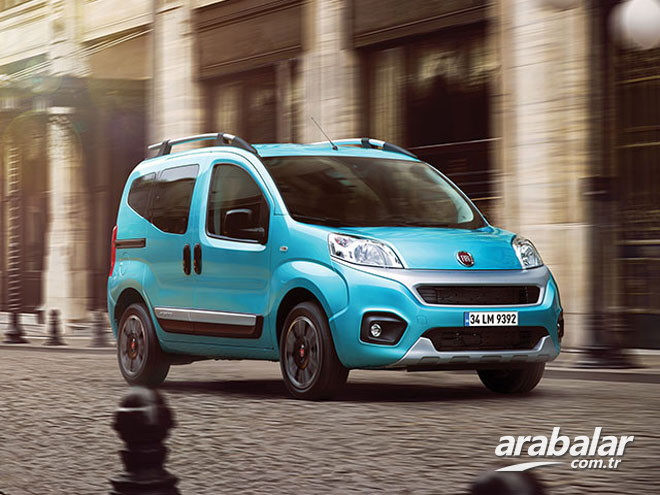 2017 Fiat Fiorino Panorama 1.3 Multijet Emotion