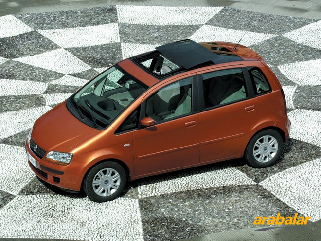 2006 Fiat Idea 1.4 Dynamic Plus MTA