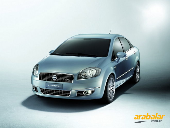 2009 Fiat Linea 1.3 Multijet Emotion Dualogic