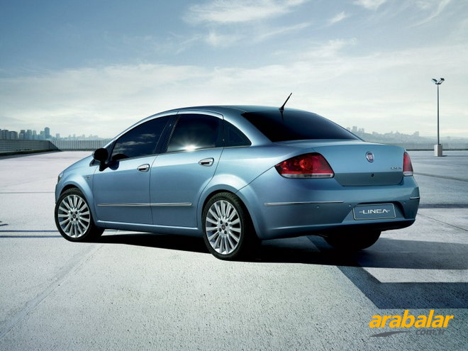 2011 Fiat Linea 1.3 Multijet VIA