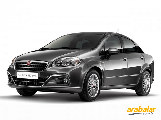 2017 Fiat Linea 1.3 Multijet Pop