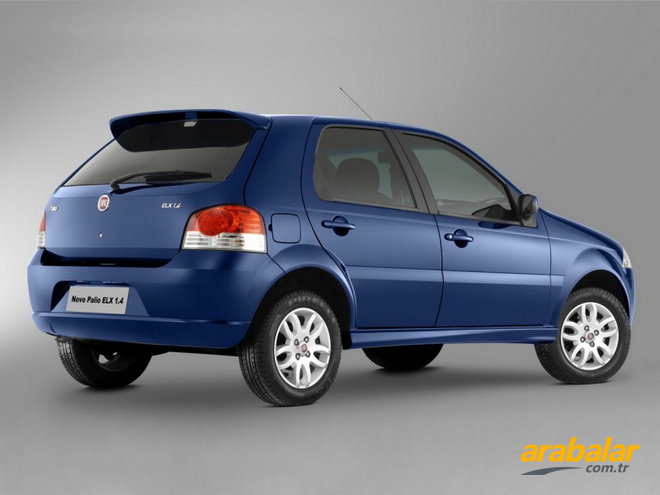 2008 Fiat Palio 1.4 Fire Active Sole