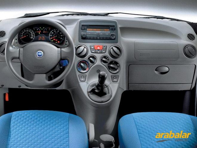 2004 fiat panda 1 2 dynamic dualogic for Fiat doblo interieur