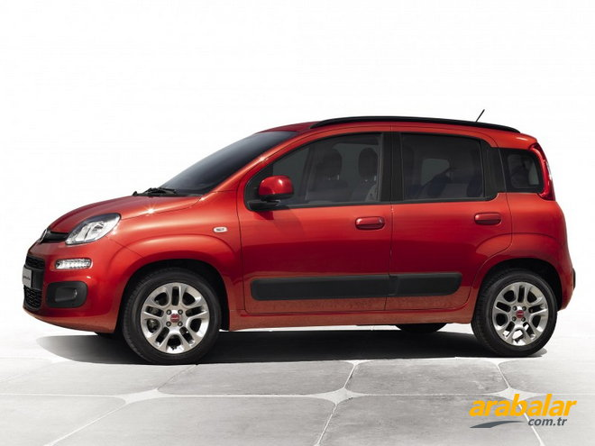 2012 Fiat Panda 1.3 Multijet Lounge Start-Stop