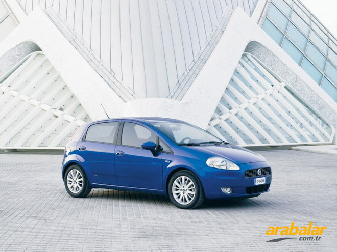 2010 Fiat Punto Evo 1.3 Multijet Active Start-Stop