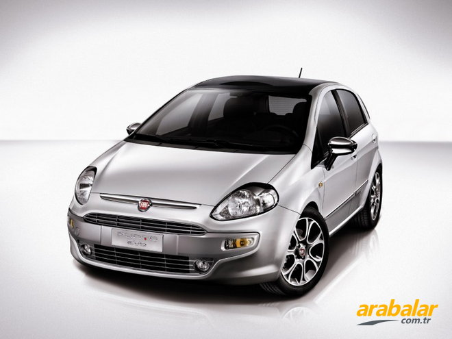2011 Fiat Punto Evo 1.4 Active Dualogic Start-Stop