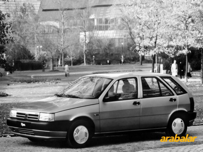 1993 Fiat Tipo 1.6 ie SX