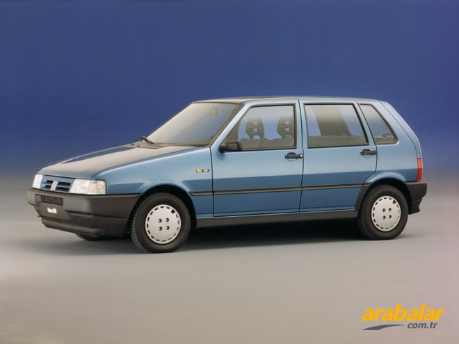 1993 Fiat Uno 1.4 ie Turbo Racing