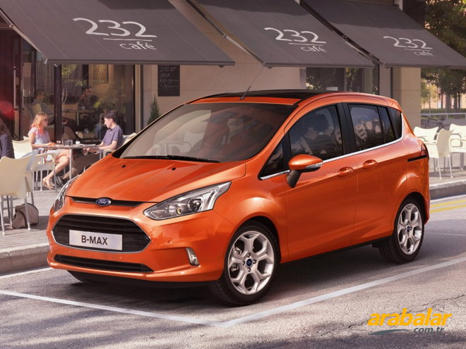 2015 Ford B-Max 1.6 Trend Powershift