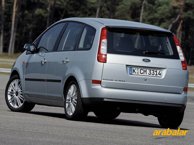 2003 Ford C-Max 1.6 Trend
