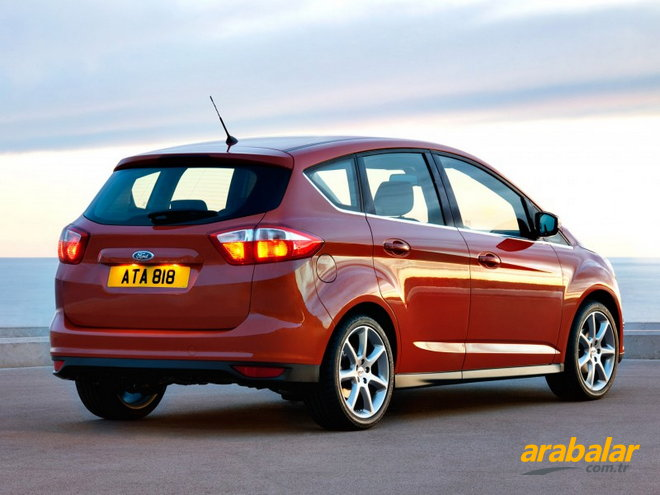2013 Ford C-Max Grand 1.6 TDCI Titanium