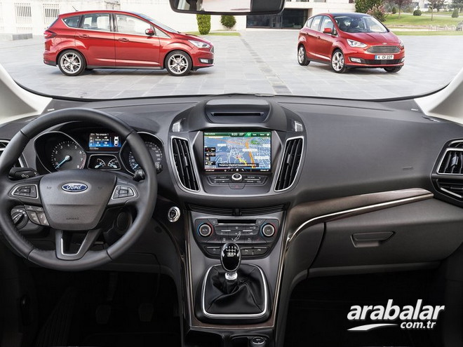 2016 Ford C-Max 1.5 TDCi Trend PowerShift