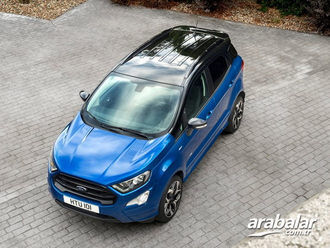 2020 Ford EcoSport 1.0 Syle AT