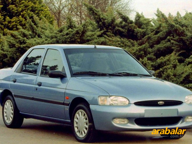 1996 Ford Escort Sedan 1.6 CL 16V