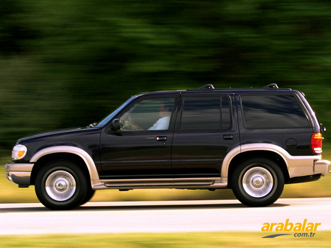 1998 Ford Explorer 4.0 Otomatik