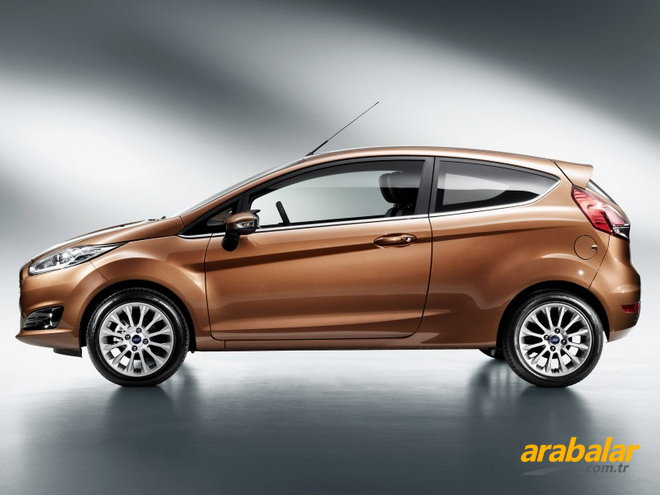 2015 Ford Fiesta 1.0i Red EcoBoost
