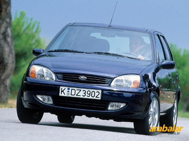 2001 Ford Fiesta 1.25 Flair