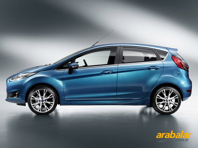 2014 Ford Fiesta 1.6 Trend Powershift