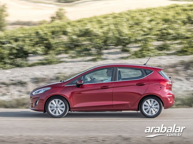2018 Ford Fiesta 1.0 ST-Line AT