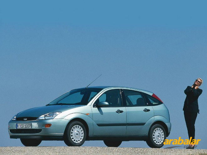 2001 Ford Focus 1.6 Collection
