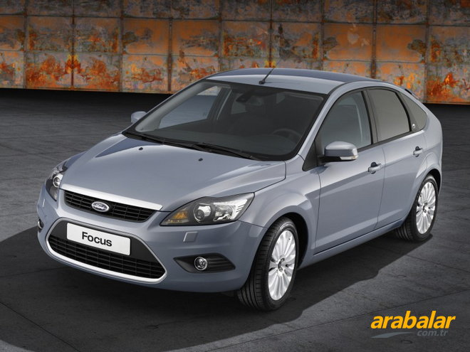 2008 Ford Focus 1.6 i Collection 100 HP