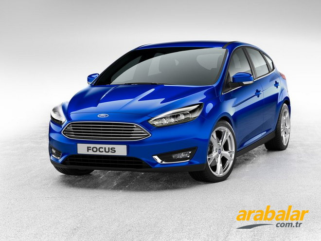 2016 Ford Focus HB 1.6 Trend X Powershift