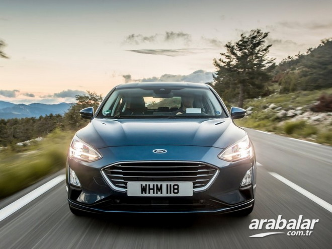2020 Ford Focus HB 1.5 EcoBlue Trend X AT