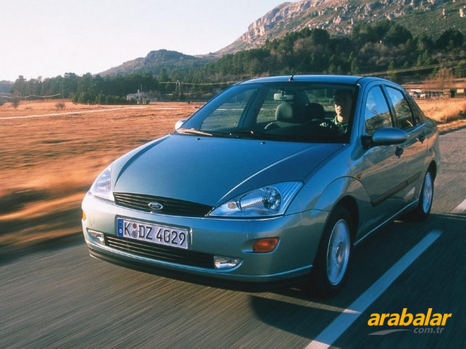 2004 Ford Focus Sedan 1.6 Gold Collection