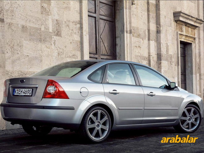 2005 Ford Focus Sedan 1.6 TDCI Ghia